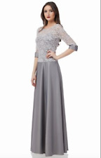 JS Collections  Combination Lace Dress with Top Drop Waist into Skirt  SZ 8, NWT