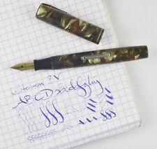 Waterman 3V, classic flex nib vintage fountain pen, restored and ready to write