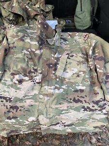 OCP SCORPION W2 ARMY MULTICAM UNIFORM TOP FLAME RESISTANT LARGE REGULAR NWT LR