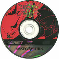 Vampire Savior The Lord of Vampire SEGA SATURN Japan Version