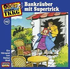 Schöne CD – TKKG 142 - Bankräuber mit Supertrick