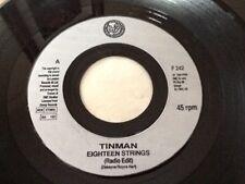 TINMAN . EIGHTEEN STRINGS ( RADIO EDIT ) 1994 . RARE VINYL JUKEBOX COPY