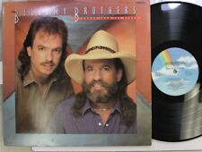 Country Lp The Bellamy Brothers Crazy From The Heart On Mca