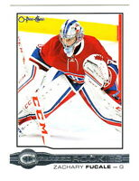 2015-16 O-Pee-Chee OPC GLOSSY ROOKIES ZACHARY FUCALE RC Retail Exclusive