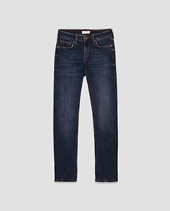 Zara Women Slim jeans Blue Size UK 10 12 14 16 18 Euro 38  £39.99