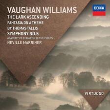Vaughan Williams: Greensleeves; The Lark Ascending (Virtuoso Series) -  (NEW CD)