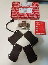 Genuine Maserati Rear Brake Pads Kit For Ghibli & QP P/N 980156007