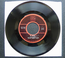 "7"" Skip & Flip - It Was I/ Cherrie Pie - USA Eric"