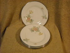 "set of (4) Noritake ""Coquet"" 2891 Bread Plates"
