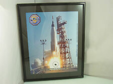 MERCURY COOPER SPACE SHUTTLE NASA RAUMSCHIFF FAITH 7 SPACEFLORI BILD RAUMFAHRT