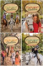 STARLIGHT STABLES Childrens Horse Series by Soraya Nicholas PAPERBACK Set 1-4