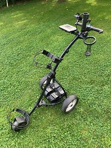 Motocaddy S3 Elektro-Golftrolley **TOP mit viel Zubehör**