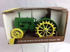 ERTL 1/16 Die Cast John Deere 1935 Model BR Tractor Collectors Edition NIB