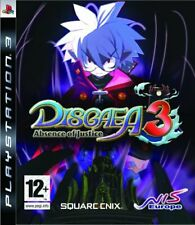 Disgaea 3: Absence of Justice (PS3) - Game  QUVG The Cheap Fast Free Post