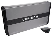 Crunch PD3000.2 3000 Watt 2-Channel Pro Power Car Audio Amplifier Class AB Amp