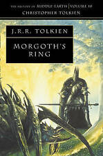Morgoth's Ring (History of Middle-Earth, Vol. 10)-ExLibrary
