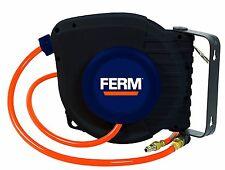 FERM ATA1033 Avvolgitore Tubo Flessibile per Aria Compressa