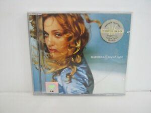 CD ALBUM MADONNA RAY OF LIGHT 5524