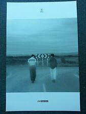JJ PROJECT JB & JINYOUNG #2 Official PHOTOCARD Lyrics Card 2nd Album VERSE 2 갓세븐