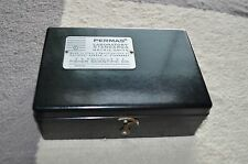 PERMAS Laboratory Standards metric weights by Fisher Scientific Co.
