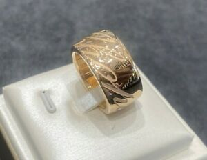 CHOPARD Chopardissimo Ring in 18K Rose Gold