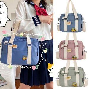 Japanese JK Uniform Bag Lolita Cute Handbag Student Messenger Shoulder Bag