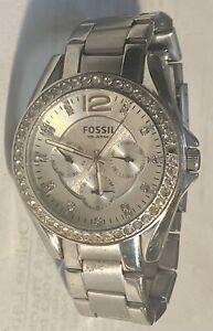 Fossil Ladies Running Watch ES-2203