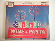 SALSEDO : WINE & PASTA - [ CD ALBUM ] --> PORT GRATUIT