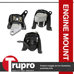 RH Engine Mount For TOYOTA Corolla ZZE122R 1ZZFE 1.8L Auto Manual 5/00-6/07