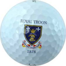 ROYAL TROON (2016 Open Championship) Logo - Titleist - GOLF BALL