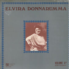 ELVIRA DONNARUMMA serie celebrità vol.4 - LP Phonotype azq40014 sigillato SEALED