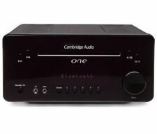 Cambridge Audio One - Komplett-musiksystem In schwarz