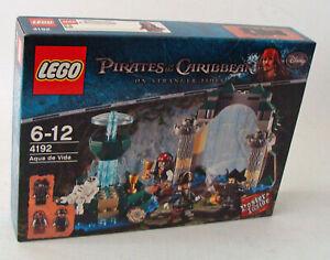 Lego® Pirates of the Caribbean 4192 Quelle der ewigen Jugend 6-12 J. 127 T. Neu