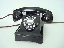 Antique Western Electric  Model 302 Prewar rotary telephone Restored Working