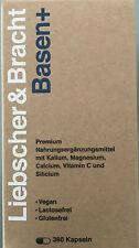 Basen+ Premium Nahrungsergänzungsmittel für 2 Monate, Liebscher & Bracht