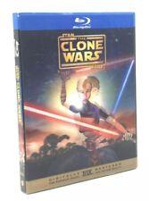 Star Wars: The Clone Wars [2008] Blu-ray+Digital Copy & OOP Lenticular Slipcover