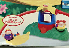 PlaySkool Weebles Storybook World Jack & Jill Wobbly Adventure NEW in the Box