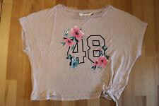 H&M ღღ T-Shirt Gr. 146/152 ღღ Kurz - T-Shirt