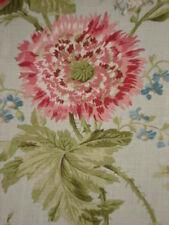 Sanderson 100% Linen Upholstery Craft Fabrics