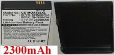 Coque+Batterie 2300mAh type BP6X BP7X SNN5843 SNN5843A Pour Motorola A855