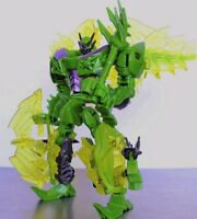 Transformers AOE Age of Extinction SNARL complete dinobot deluxe