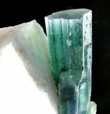 Aesthetic Blue TOURMALINE Indicolite on Matrix - Konar, Nuristan, Afghanistan