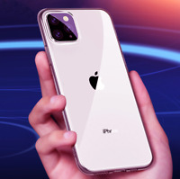 Luxury Clear Soft TPU case  For Apple iPhone 11 Pro Max 2019 Case Accessories