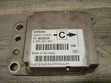 Nissan Almera Tino Airbag Steuergerät 988204U400  0285001361 (25) Unfallfrei