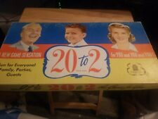 1947 It's 20 to 2 The Game for you Vintage Dearborn Industries