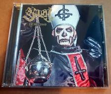 GHOST Demo 2009 +1st Show CD *rare!*  METALLICA,OZZY,ABBA,DOORS,GUNSNROSES,QUEEN
