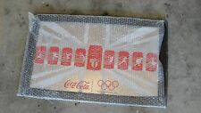 Coca Cola 2012 London Summer Olympic Games Mirror PIcture 18x29""