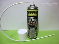 1 x Klimaanlagenreiniger  Desinfektion  Schaum PETEC 500ml  100ml 1,98€ 71350