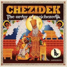 CHEZIDEK - THE ORDER OF MELCHEZEDIK   CD NEW!