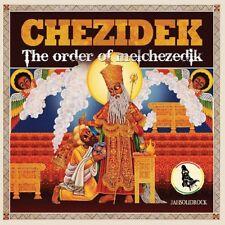 CHEZIDEK - THE ORDER OF MELCHEZEDIK   CD NEW